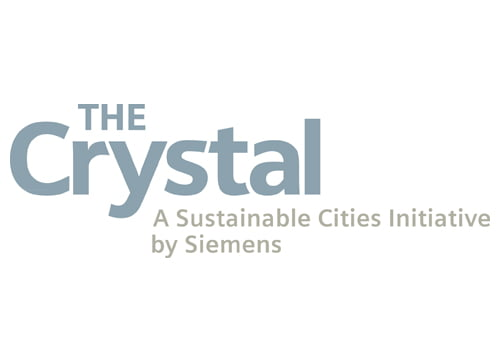 The Crystal Logo CMYK