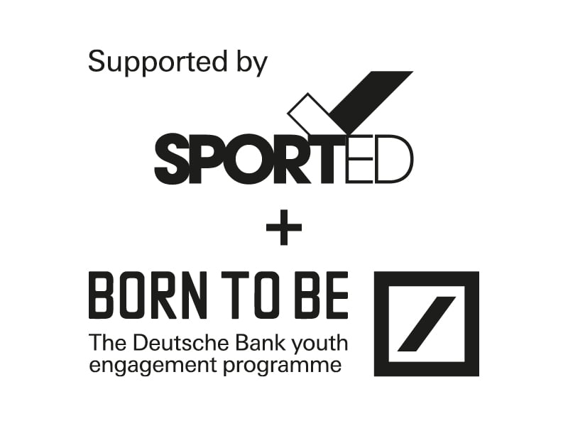 Sported + Born To Be Stacked
