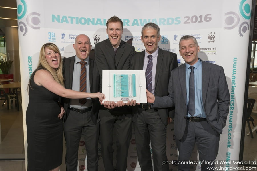 Partnerships and localism help businesses scoop National CSR Awards