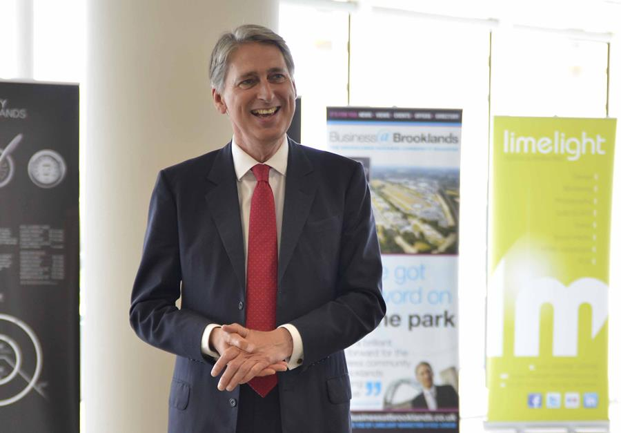 Chancellor to speak at National CSR Awards 2017