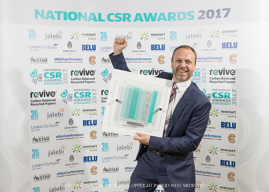 NATIONAL CSR AWARDS 2017