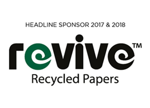 Back for more: Revive headline sponsors for second year running!