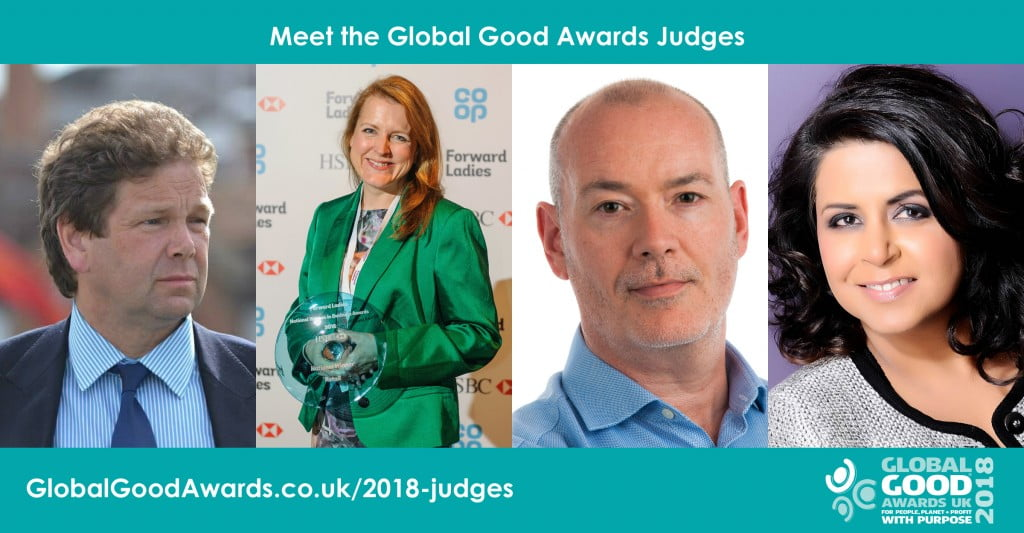 Meet the 2018 Judges