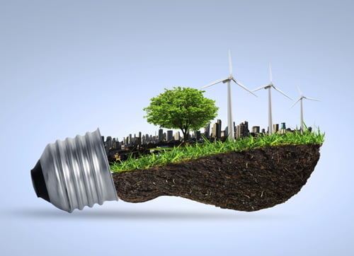 Renewable energy in UK at record high