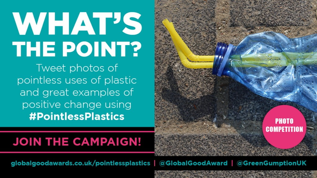 #PointlessPlastics… A search for solutions to our plastic problems