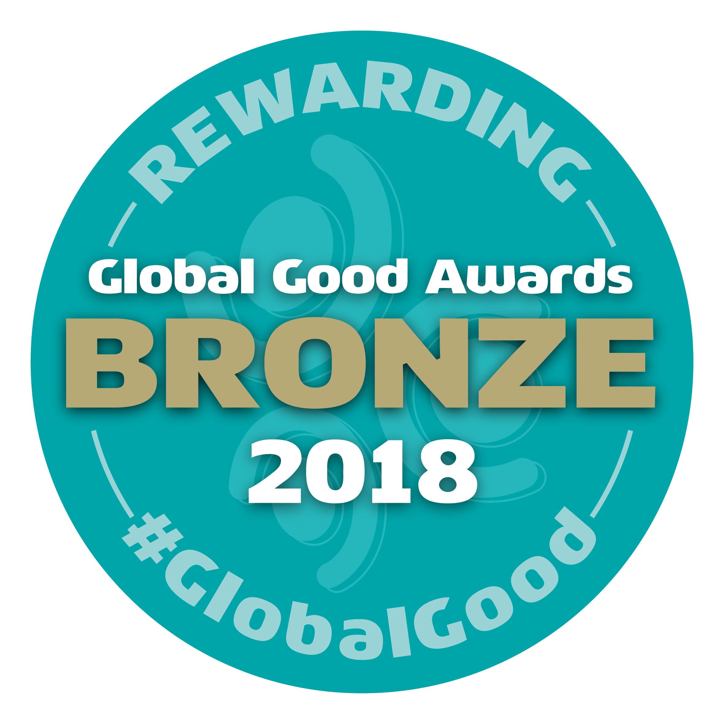 GGA Roundal Tag - Bronze