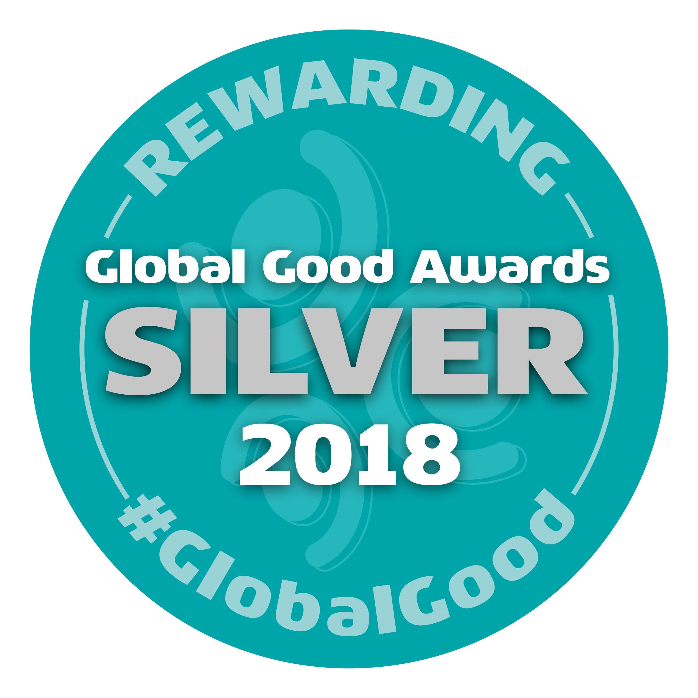 GGA Roundal Tag - Silver