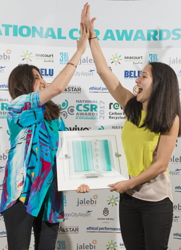 NATIONAL CSR AWARDS 2017