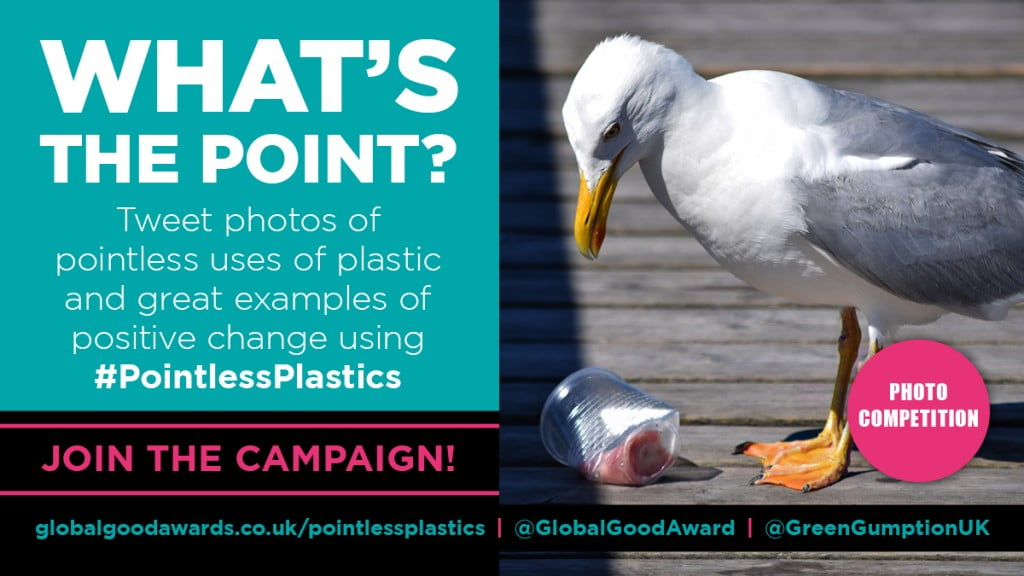 Everybody is finally talking about plastic…