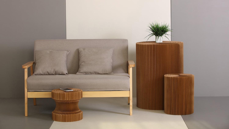 Paper furniture 3