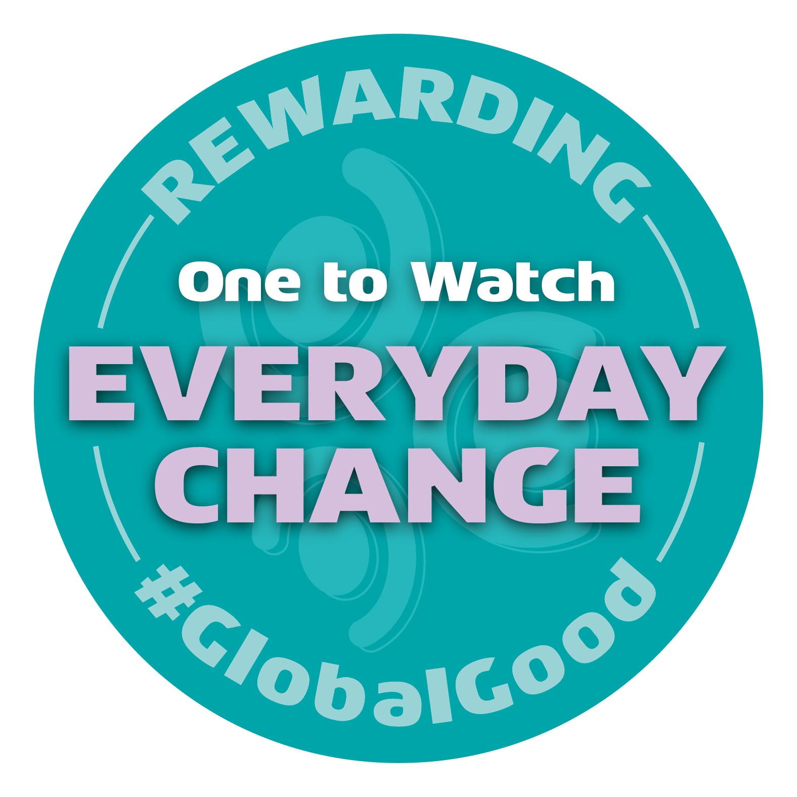 GGA Roundal Tags - Everyday Change
