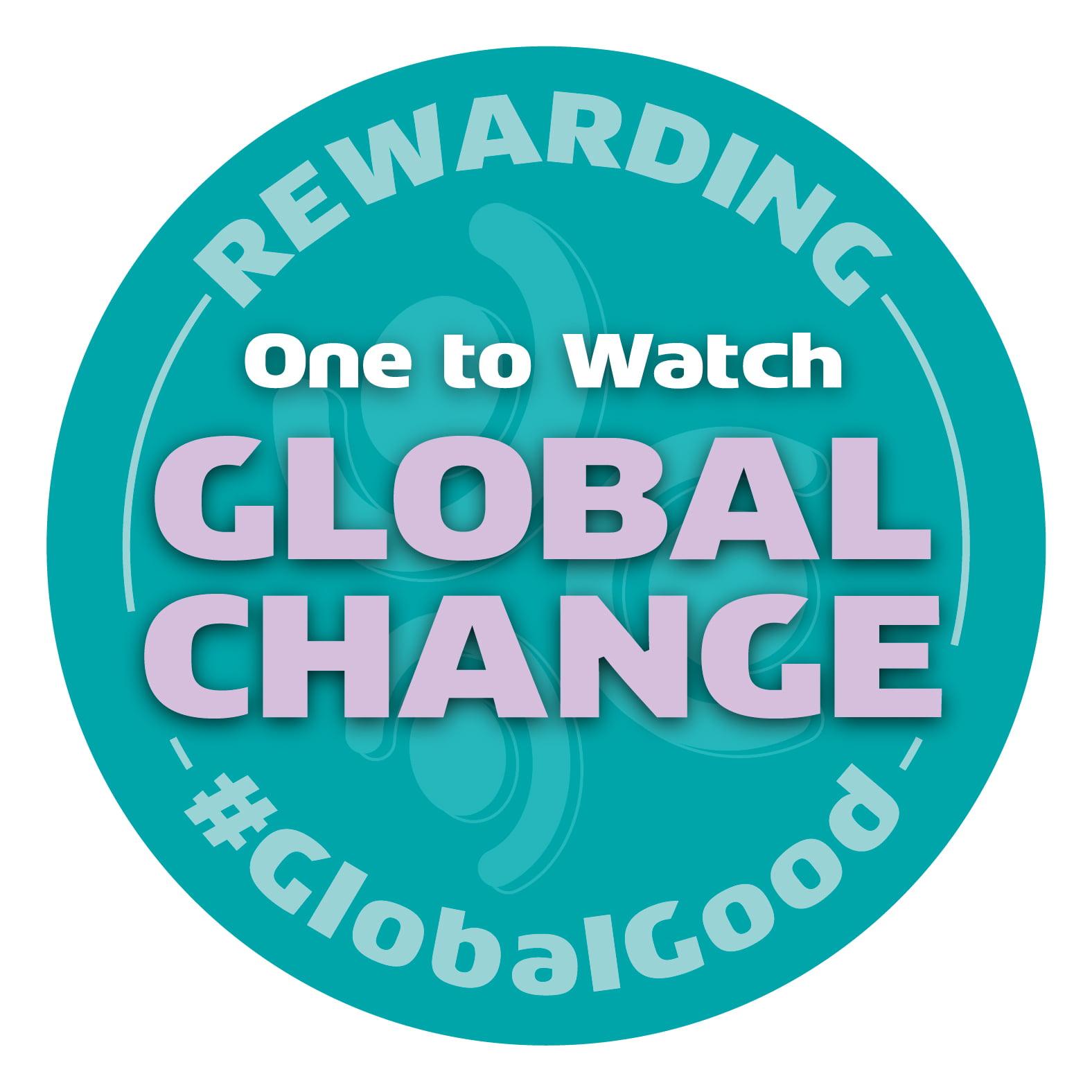 GGA Roundal Tags - Global Change