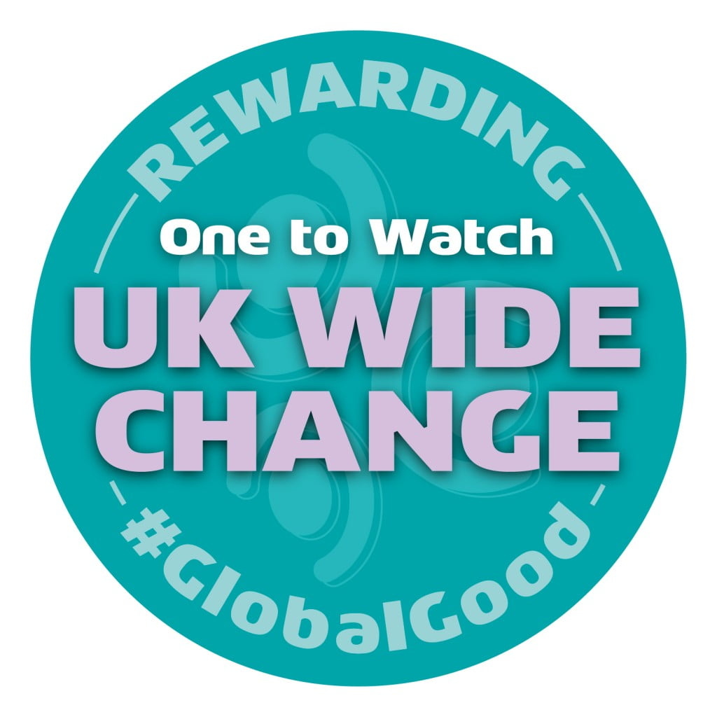 Global Good Stars of the Future: UK-wide Change