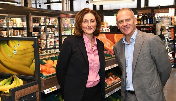 Tesco and WWF join forces to make food more sustainable