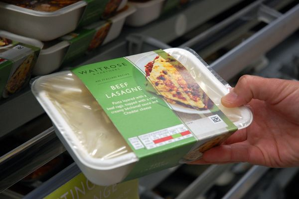 Packaging world first for Waitrose