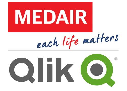 Medair & Qlik 500x362