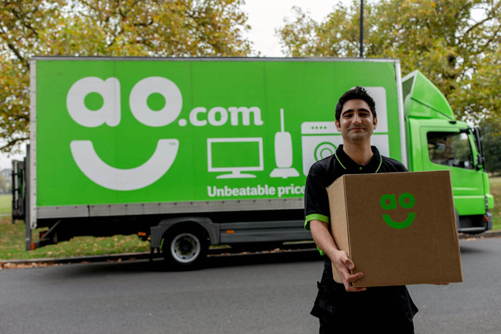 AO boosts fridge recycling with Volution