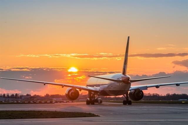Sustainable fuel takes off at Heathrow
